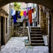 The old town of Kotor — Stock Photo