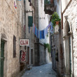 Stock Photo: Kotor town