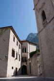 Kotor town — Stock Photo