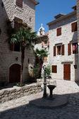 Kotor town in Montenegro — Stock Photo
