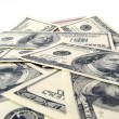 Background of us dollars money — Stock Photo