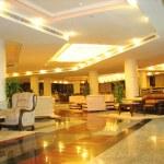 Luxury hotel interior — Stock Photo