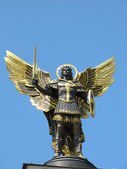 Archangel michael — Stock Photo