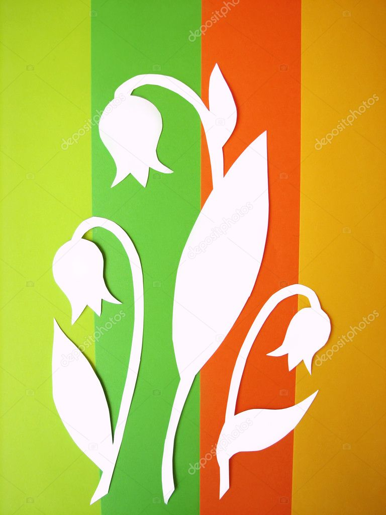 Flower Designs For Cards Greeting Card Design With