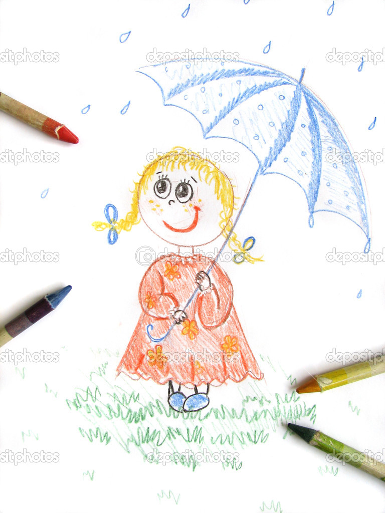 Umbrella Crafts for Kids | eHow.com