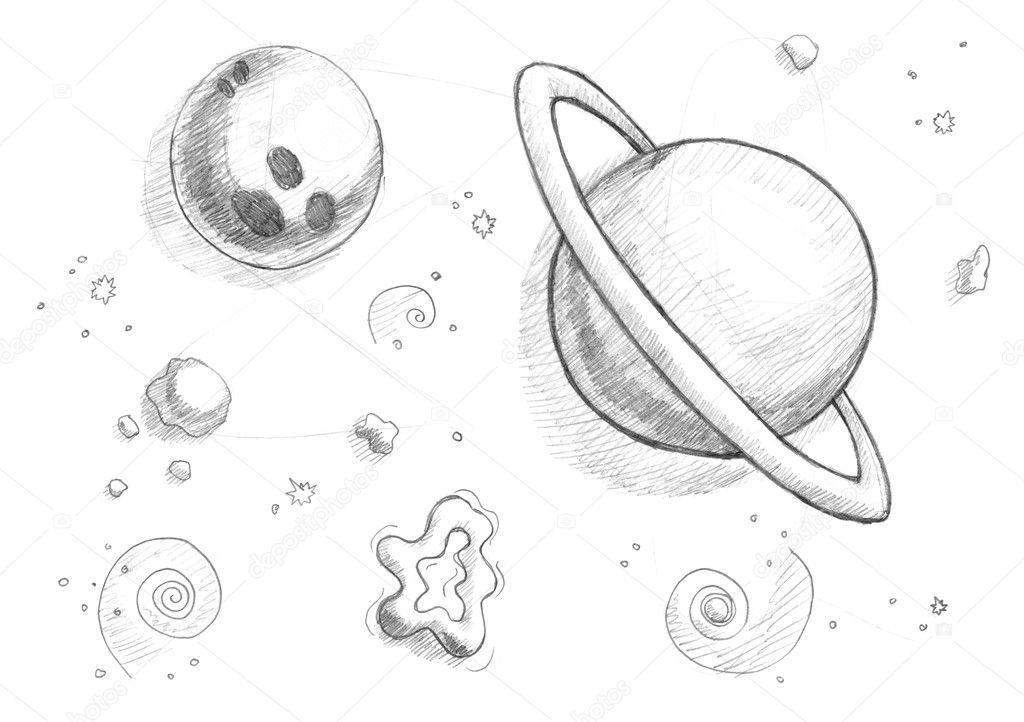 Рисунок планеты земля 5