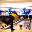 Stock Photo: Professional bowler