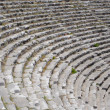 Amphitheatre seats - Stock Photo