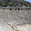 Stock Photo: Ancient amphitheatre
