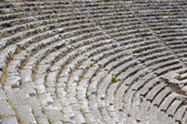 Amphitheatre seats — Stock Photo