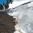 Stock Photo: Glacier