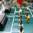 Microcircuit — Stock Photo #2120094