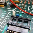 Microcircuit — Stock Photo #2120576