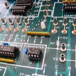 Microcircuit — Stock Photo #2120806