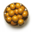 Basket of Oranges — Stock Photo #1645844