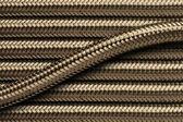 Tubos de tubería flexible de acero inoxidable — Foto de Stock