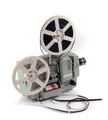 Film projector — Stock Photo