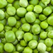 Stock Photo: Pile of green peas