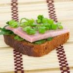 ������, ������: Ham sandwich