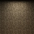 Illuminated fabric wallpaper - 