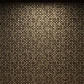Carta da parati tessuto illuminato — Foto Stock