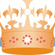 Royalty-Free Stock Vector Image: Crown