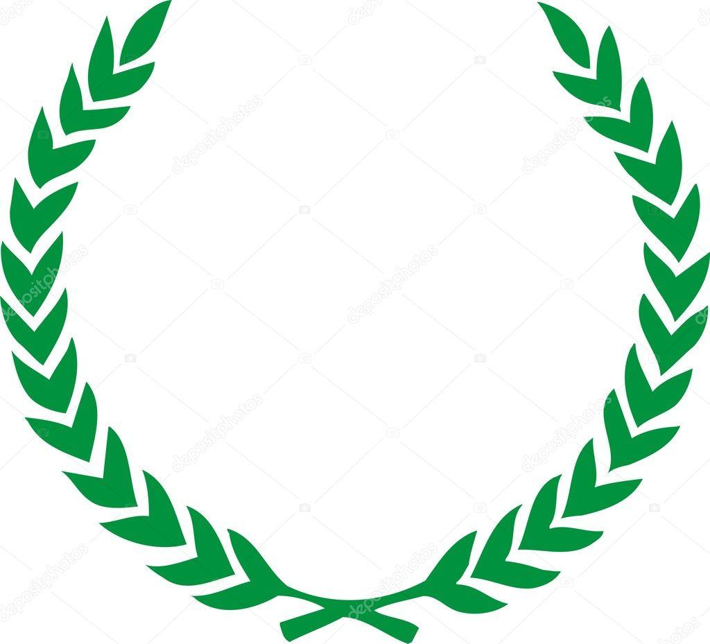 Images about laurel leaf design on pinterest - Laurel Wreath Stock Vector 169 Chamjad 1664533