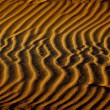 Sand patterns - Stock Photo