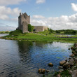Dunguaire Castle. Ireland - Stock Photo