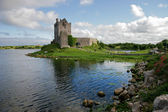 Dunguaire Castle. Ireland — Stock Photo