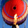 Hot air balloon — Foto Stock #1851818