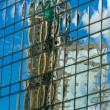 Abstract building reflection — Stock Photo #1852211
