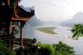 Li river, China — Stock Photo