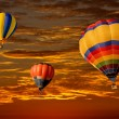 Hot air balloons — Foto de stock #1994728