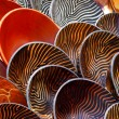 Stock Photo: Wooden bowls