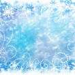 Stock Photo: Winter background