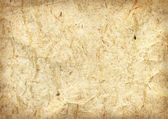 Texture of old paper with sawdust — Stock Photo