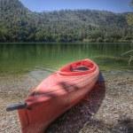 Kayak, HDR — Stock Photo