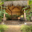 Palapa, HDR — Stock Photo