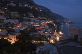 Positano, Italy skyline — Stock Photo