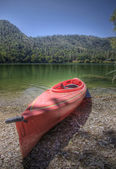 Kayak, HDR — Stock Photo