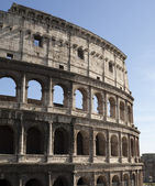 The Colosseum — 图库照片