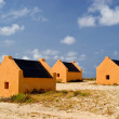 Huts — Stock Photo