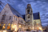 Historic church, HDR — Stock Photo