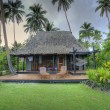 Tropical hut, Fiji, HDR — Stock Photo #2495375