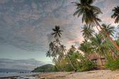 Fiji, HDR — Stock Photo