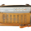 Old radio — Stock Photo #1760023