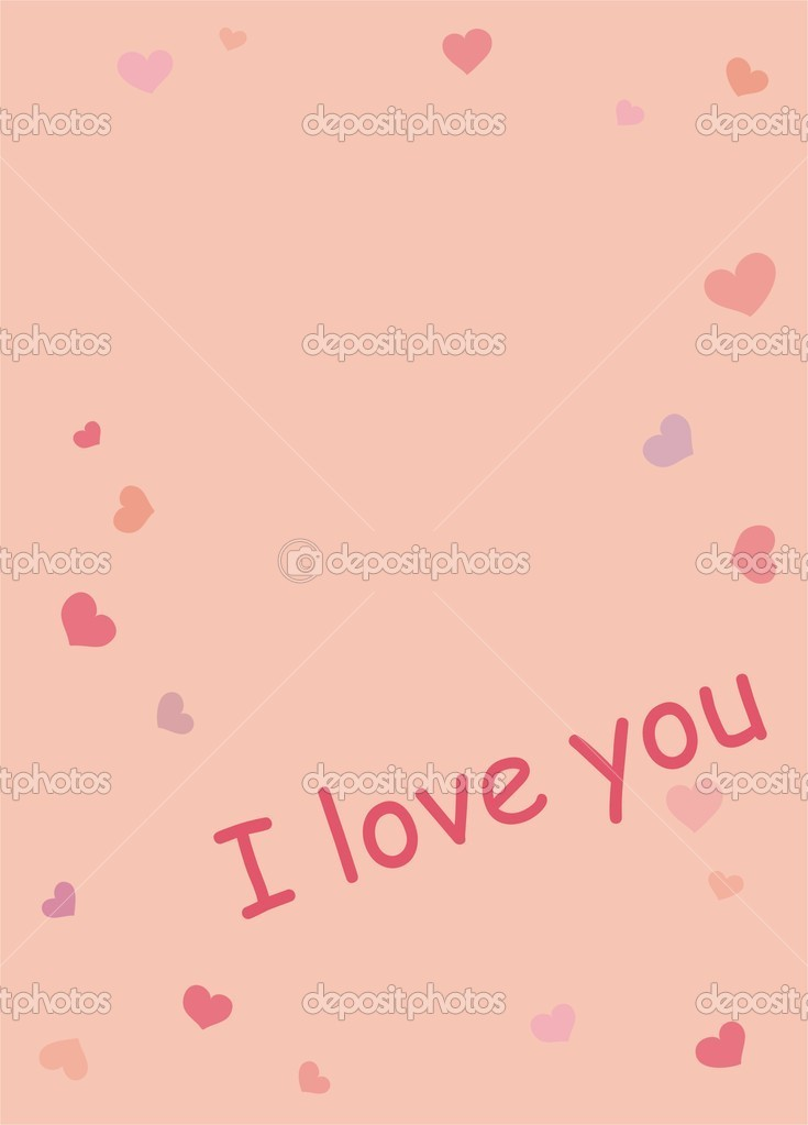 Valentine vector isolated on a white background — Stock Vector #2053126