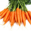 Carrot — Stock Photo #1646866