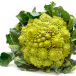 Romanesco cabbage — Stock Photo